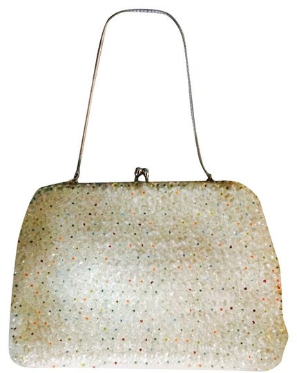 Other Wristlet in Mainly Cream