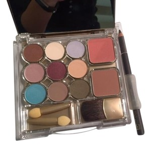 Estée Lauder Estee Lauder Deluxe Eyeshadow & Blush Palette with Pencil