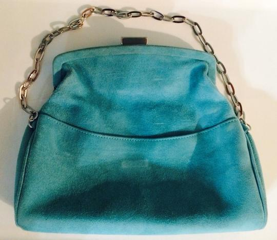Kenneth Cole Wristlet in Teal Image 1