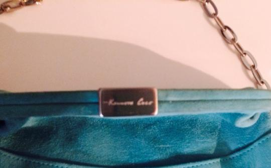 Kenneth Cole Wristlet in Teal Image 2