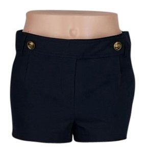 Elizabeth and James Nautical Dress Shorts Navy