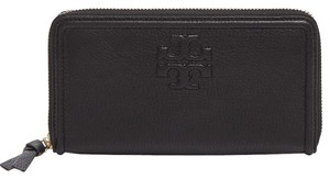 Tory Burch Tory Buch 'Thea' Zip Leather Continental Wallet New