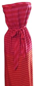 Maxi Dress by BCBG MAX Aztia SILK MAXI