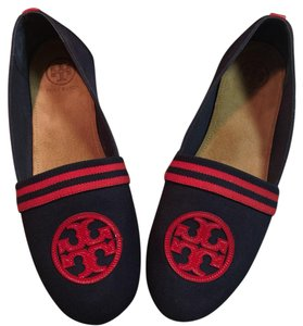 Tory Burch Navy/Red Athletic