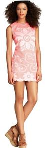 Free People short dress Pink Vintage on Tradesy
