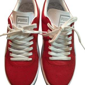 Puma Red/White Athletic