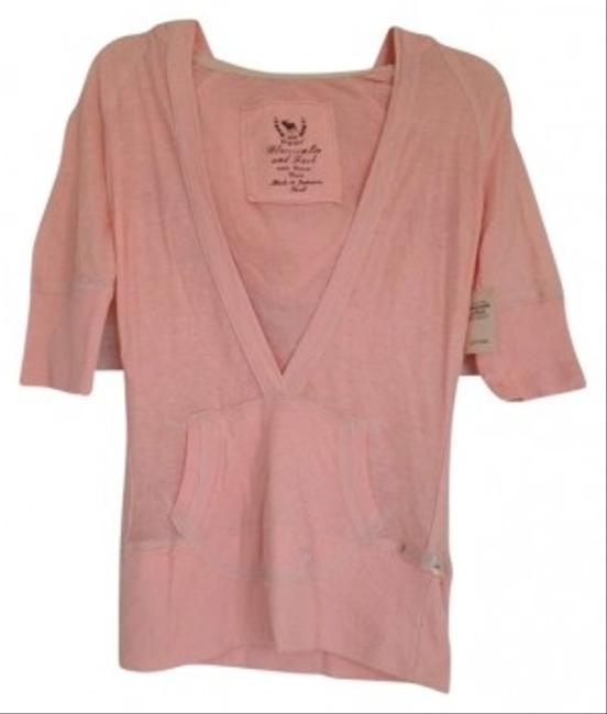 Abercrombie & Fitch T Shirt Peach