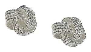 New Sterling Silver 925 Stud Earrings Small J2064