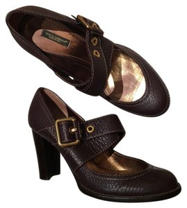Dolce&Gabbana Brown. Pumps