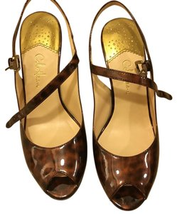 Cole Haan Brown (Tortoise) Pumps