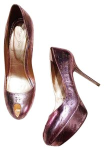 Sergio Rossi Light Pink Pumps