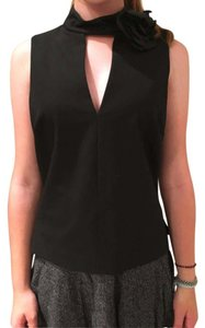 Trina Turk Sleevless Top Black