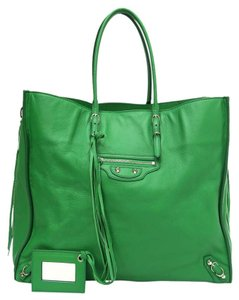 Balenciaga Papier A4 Tote Shoulder Bag
