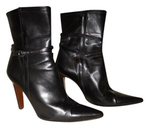 Lambertson Truex Leather black Boots