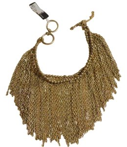 Banana Republic fringed toggle