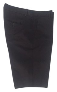 Theory Bermudas Bermuda Shorts Black