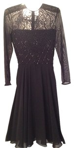 Kay Unger Studded Little Dress