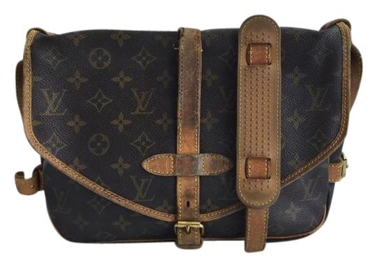 Preload https://item2.tradesy.com/images/louis-vuitton-saumur-monogram-canvas-and-leather-cross-body-bag-1608121-0-2.jpg?width=440&height=440