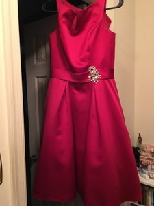 Impression Bridal Claret Impressions Bridal Bridesmaid Dress Dress