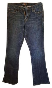 Lucky Brand Denim Boot Cut Jeans-Dark Rinse
