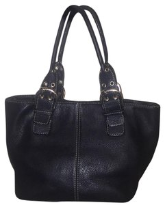 Tianello Tote in Black
