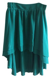 Urban Outfitters Skirt Teal