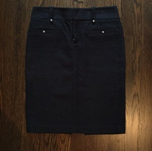 Club Monaco Skirt Navy blue