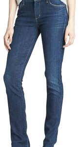 Citizens of Humanity Straight Leg Jeans-Medium Wash
