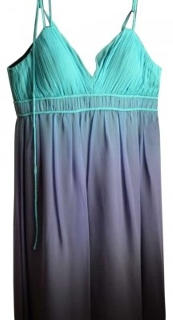Preload https://img-static.tradesy.com/item/160831/oleg-cassini-multi-color-blue-and-aqua-never-used-with-tags-knee-length-night-out-dress-size-10-m-0-0-650-650.jpg