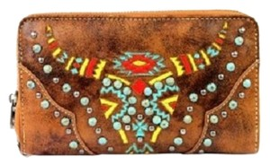 Montana West MW261-W003 Montana West Texas Pride Collection Wallet
