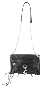 Rebecca Minkoff Leather Dog-leash Clasp Cross Body Bag