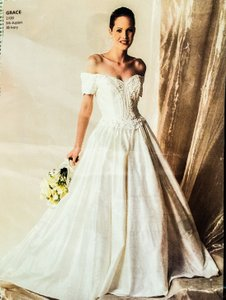 Jessica McClintock Grace Wedding Dress