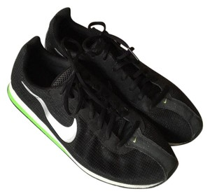 Nike Black with neon green trim Athletic