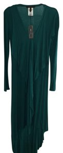 Jewel green Maxi Dress by BCBGMAXAZRIA