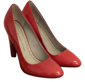 Marc by Marc Jacobs Red Pumps