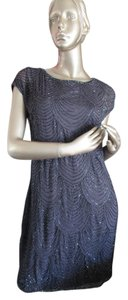 Pisarro Nights Sequin India Dress