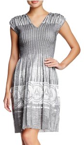 Max Studio Metallic Dress