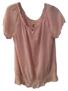 Johnny Was Lace Spring Comfortable Tunic