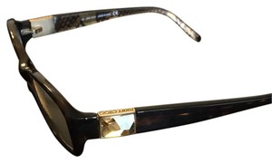Jimmy Choo Jimmy Choo Gemstone Eyeglasses