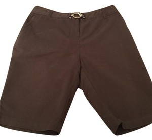 Charter Club Bermuda Shorts Brown