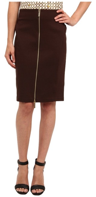 MICHAEL Michael Kors Skirt Chocolate