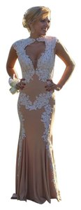 Jovani Mermaid Long Dress