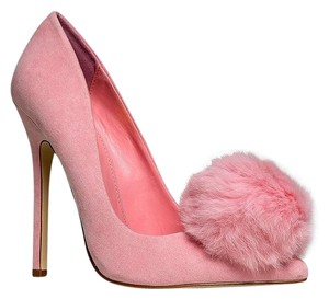 Heart's Collection Closed-toe Heels-and-pumps High-heel Pollenpink-11 Pink Pumps