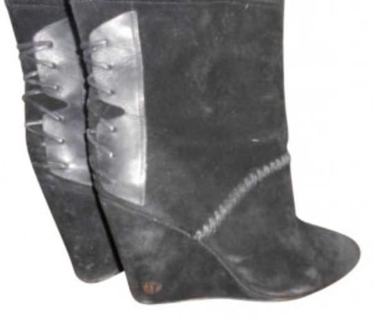 Preload https://item3.tradesy.com/images/house-of-harlow-1960-black-bootsbooties-size-us-95-160872-0-0.jpg?width=440&height=440