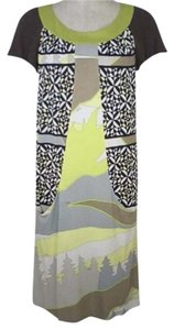Emilio Pucci short dress Pocked Print on Tradesy
