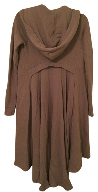 Preload https://item4.tradesy.com/images/free-people-taupe-sweater-trench-coat-size-2-xs-1608728-0-0.jpg?width=400&height=650