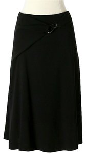 Hugo Boss Wrap Skirt Black