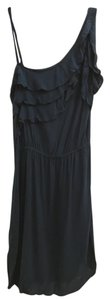 6 Degrees short dress Dark Blue on Tradesy