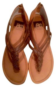 BC Footwear Summer Sandal Tan Sandals