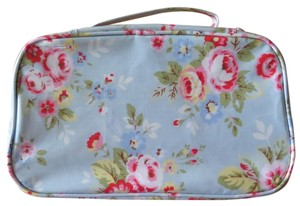 Cath Kidston Roses Two-Fold Toiletry Bag